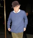 Woody Allen cena al Madeo