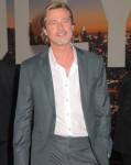 """Brad Pitt 22/07/2019 La prima di Los Angeles di """"C'era una volta a Hollywood"""" tenutasi presso il TCL Chinese Theatre di Los Angeles, CA. Foto di I. Hasegawa / HNW / PictureLux"""