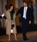 Meghan Markle e il principe Harry hanno partecipato insieme ai WellChild Awards per incontrare gli stimolanti premiati