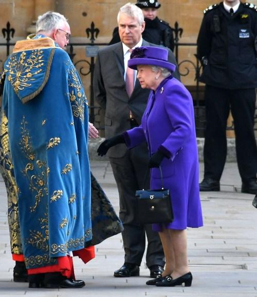 Commonwealth Day Observance Service, Londra, Regno Unito - 11 marzo 2019