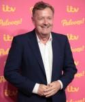 """Piers Morgan al """"ITV Palooza!"""", Gala presso la Royal Festival Hall di Londra, Regno Unito"""