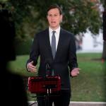 Jared Kushner torna alla Casa Bianca