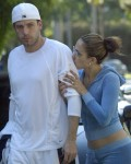 Ben Affleck e Jennifer Lopez si allenano insieme