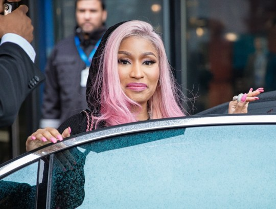 Nicki Minaj a Oslo