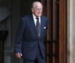 Il 22 luglio 2020 il principe Filippo (dx) britannico, duca di Edimburgo, arriva per il trasferimento della cerimonia del colonnello in capo dei fucili al castello di Windsor a Windsor. - Il principe Filippo britannico, duca di Edimburgo, lascerà il suo ruolo come Colonnello in C