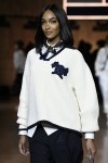 Jourdan Dunn alla pista Tommy Hilfiger AW20 durante la London Fashion Week febbraio 2020 - Londra, Regno Unito 16/02/2020