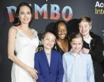 Premiere del film di Dumbo