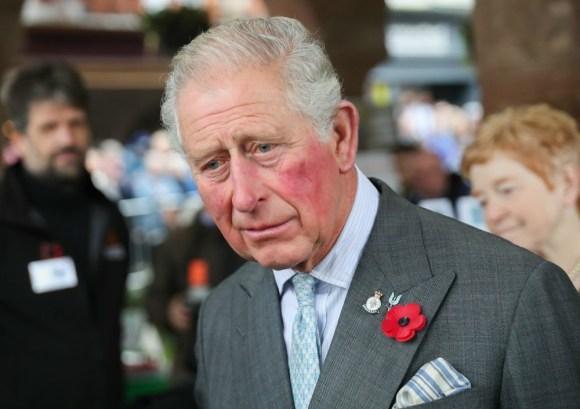 Il Principe di Galles visita Herefordshire