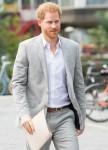 Il principe Harry lancia una nuova partnership Foto: Albert Nieboer / Paesi Bassi OUT / Point de Vue OUT