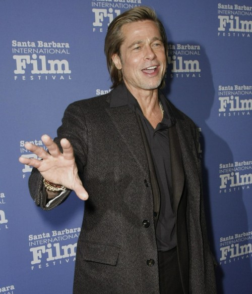 35th Annual Santa Barbara International Film Festival - Maltin Modern Master Award in onore di Brad Pitt