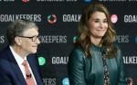 Dopo quasi 30 anni insieme Bill Gates e Melinda Gates hanno annunciato la loro separazione! **FILE FOTO**