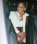 Jennifer Lopez e Ben Affleck condividono alcune risate dopo una cena a Beverly Hills!
