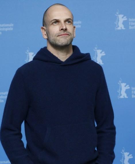 Attore Jonny Lee Miller assiste il photocall di 'T2 Trainspotting' durante la 67th International Festival del Cinema di Berlino, Berlinale, all'Hotel Hyatt di Berlino, Germania, il 10 febbraio 2017. Foto:
