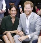 Il Duca e la Duchessa del Sussex visitano il Sussex