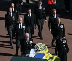 Il funerale del principe Filippo, duca di Edimburgo si tiene a Windsor Edinburgh