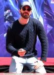 """La cerimonia delle impronte delle mani del cast di """"Avengers: Endgame"""" dei Marvel Studios"""