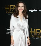 Angelina Jolie alla ventunesima edizione degli Hollywood Film Awards al Beverly Hilton Hotel