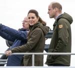 Il Duca e la Duchessa di Cambridge in tournée in Scozia
