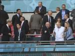 Calcio EURO 2020 semifinali / Inghilterra - Danimarca 2: 1 nV.