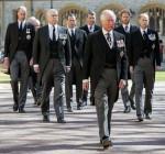 Il funerale del principe Filippo