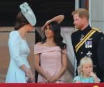 Trooping the Colour 2018: la parata del compleanno della regina