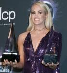 47a edizione degli American Music Awards - Sala stampa