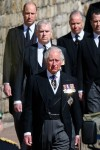 Il funerale del principe Filippo, duca di Edimburgo si tiene a Windsor