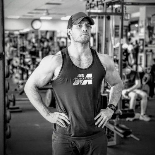 Cavill muscle 1