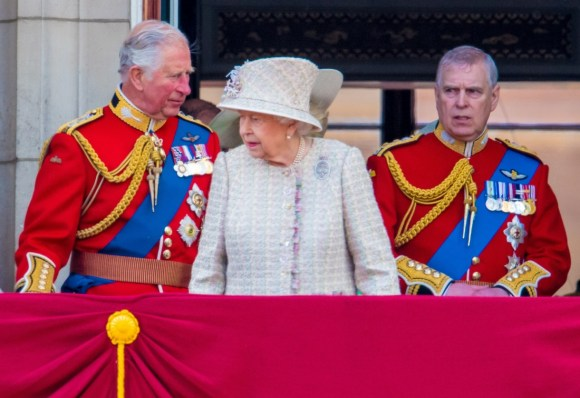 Trooping the Color Ceremony, London, UK - June 8th 2019