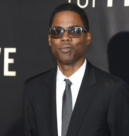 Chris Rock attends the New York premiere .........