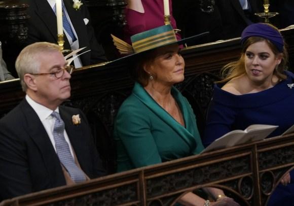 Il matrimonio della principessa Eugenia