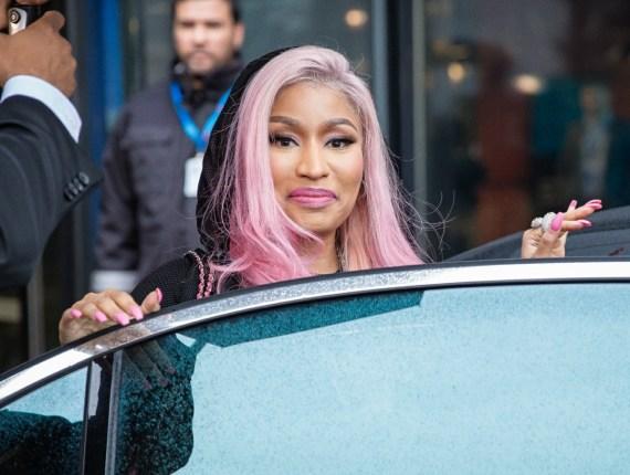 Nicki Minaj in Oslo