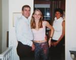 Il principe Andrew e Virginia Roberts **FOTO D'ARCHIVIO**
