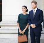 1° di una visita di 2 giorni dal Duca e la Duchessa del Sussex a Dublino Albert Nieboer / Paesi Bassi OUT / Point de Vue OUT