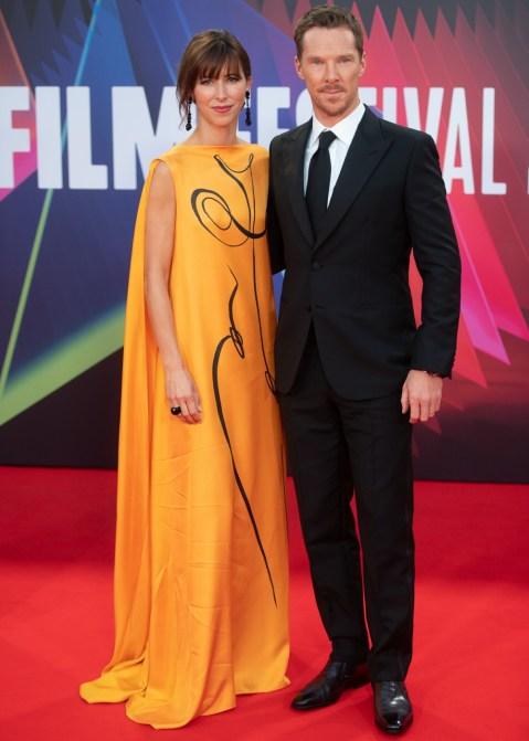 London Film Festival 2021 - La prima del Regno Unito di The Power Of The Dog arriva alla Royal Festival Hall, Southbank Centre, Londra