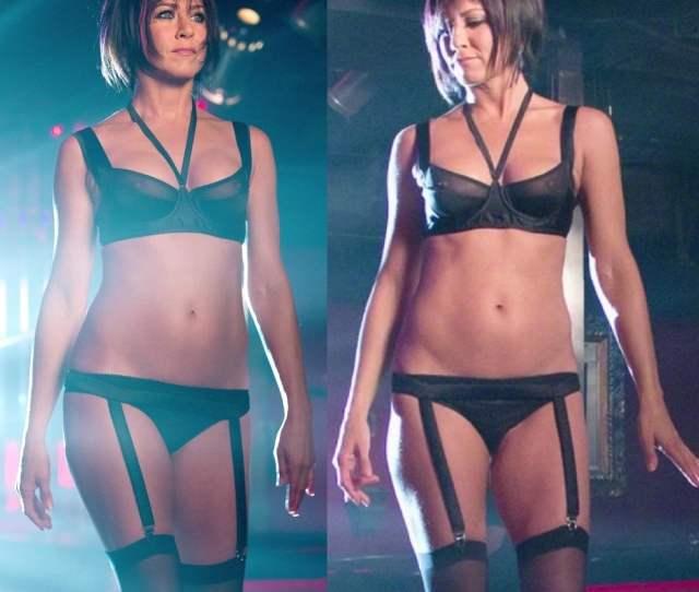 Jennifer Aniston Nips