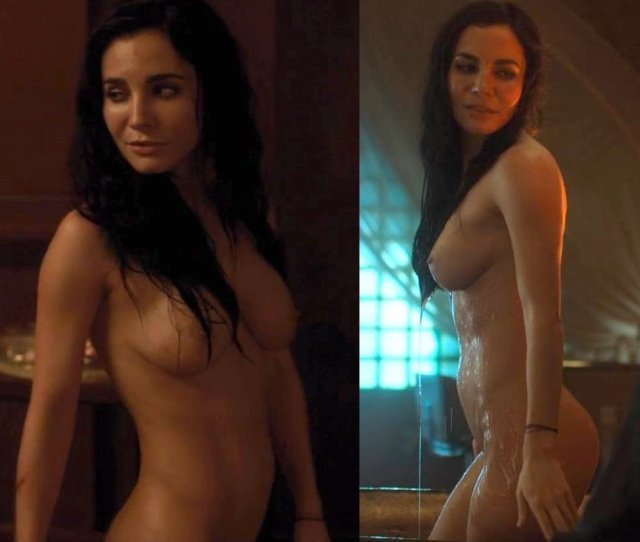 Martha Higareda Nude