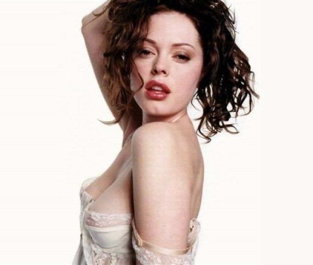 Charmed Star Rose Mcgowan Is One Of Heathen Hollywoods Most Hypocritical Floozies For Despite Building Her Career Upon Playing The Pasty Whore With The