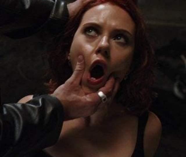 Scarlett Johansson Deleted Avengers Sex Scene