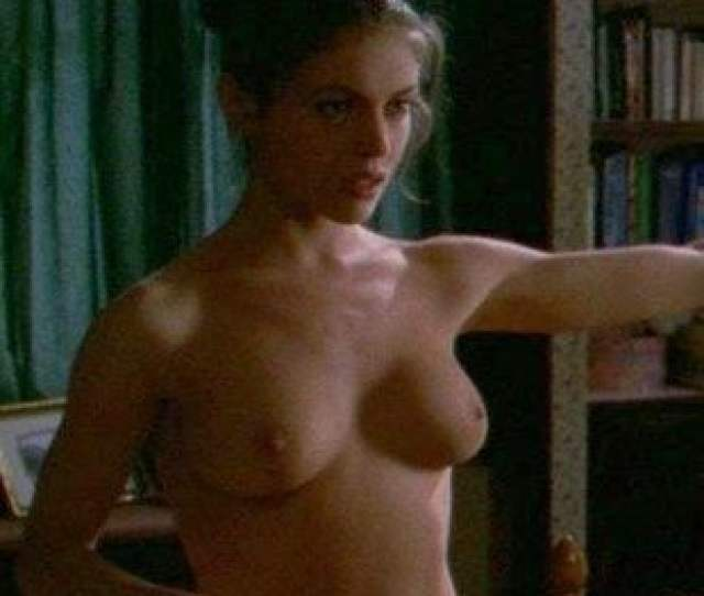Alyssa Milano Nude Scene From The Outer Limits