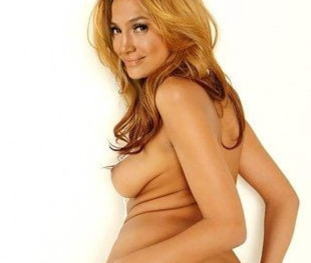 Jennifer Lopez Nude Instyle Magazine Outtakes