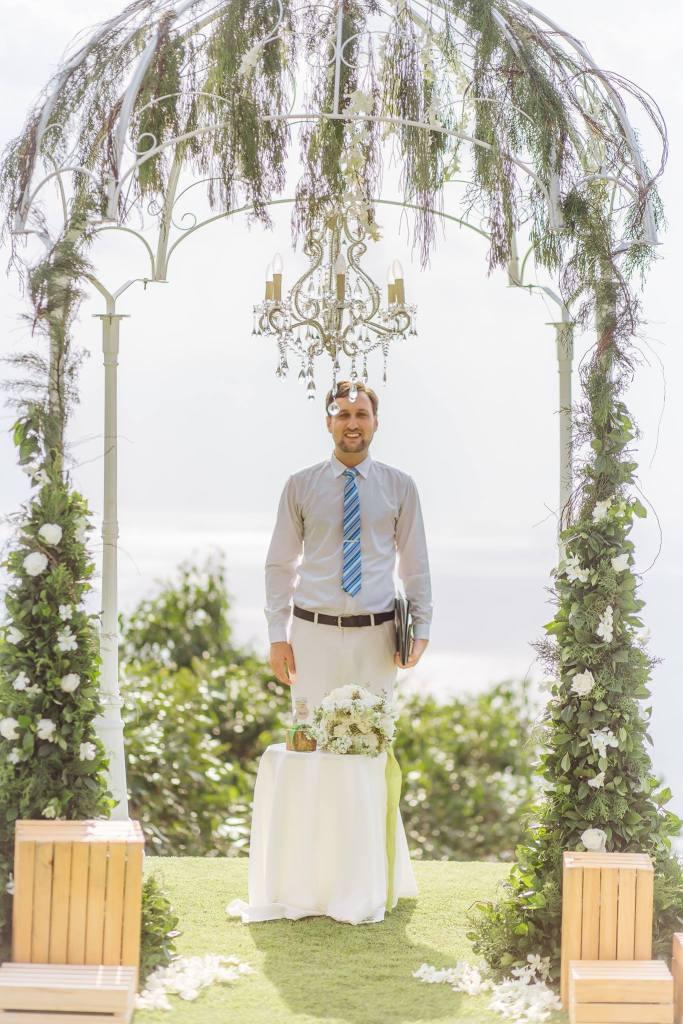 Thailand Wedding Officiant Phuket