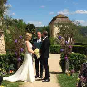 Ro April wedding