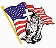 AmericanFlagCrossandPrayingHands32