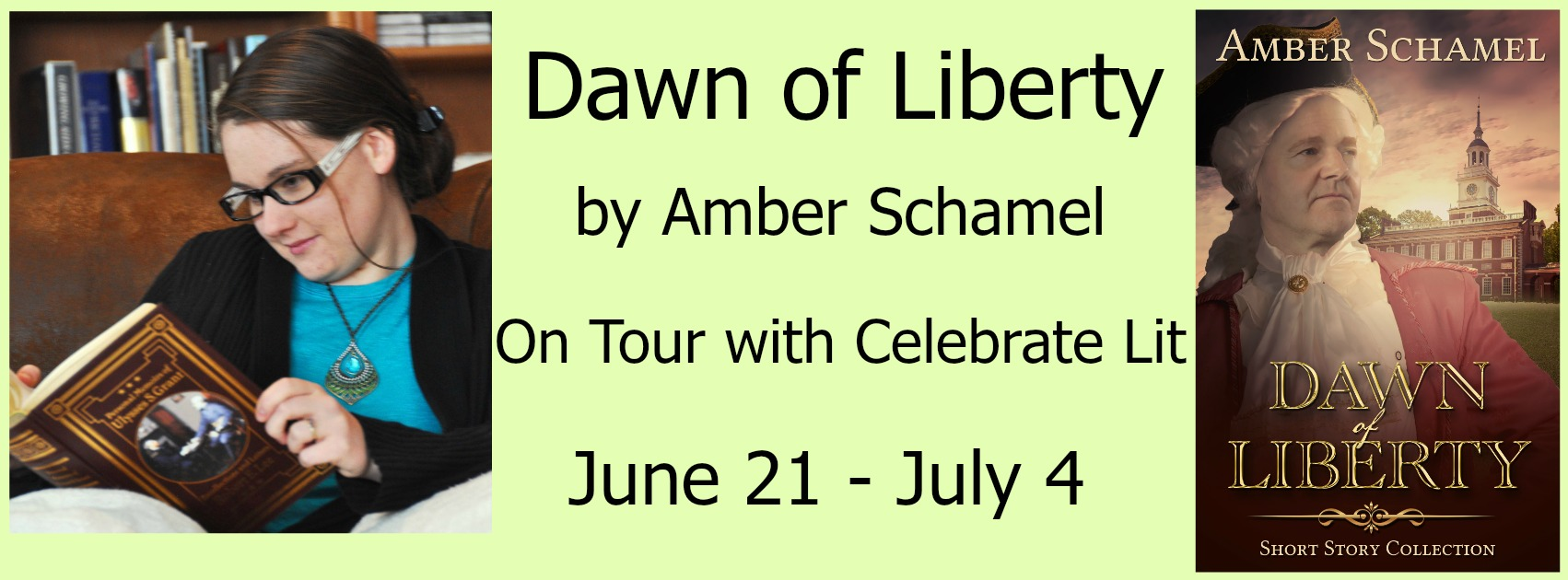 Dawn of Liberty Banner