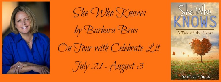 She Who Knows Banner