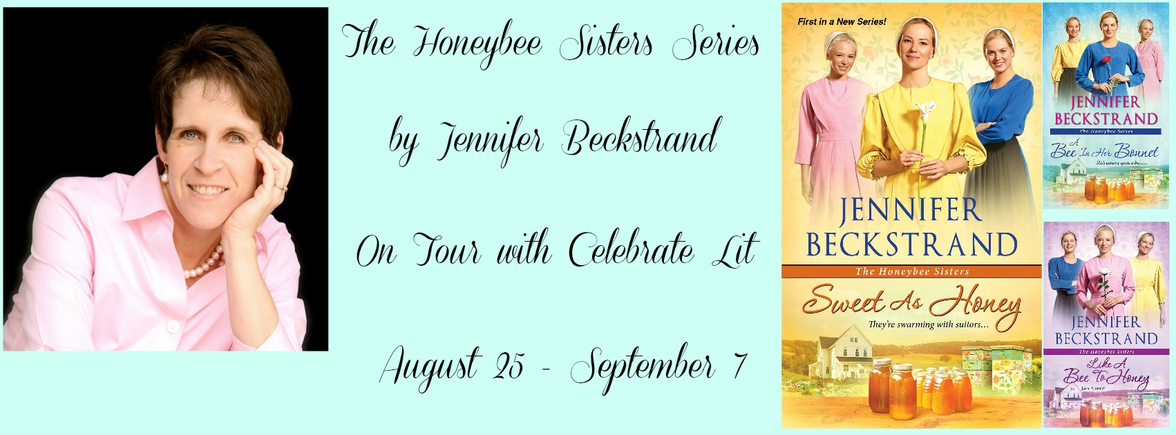 The Honeybee Sisters Series Banner