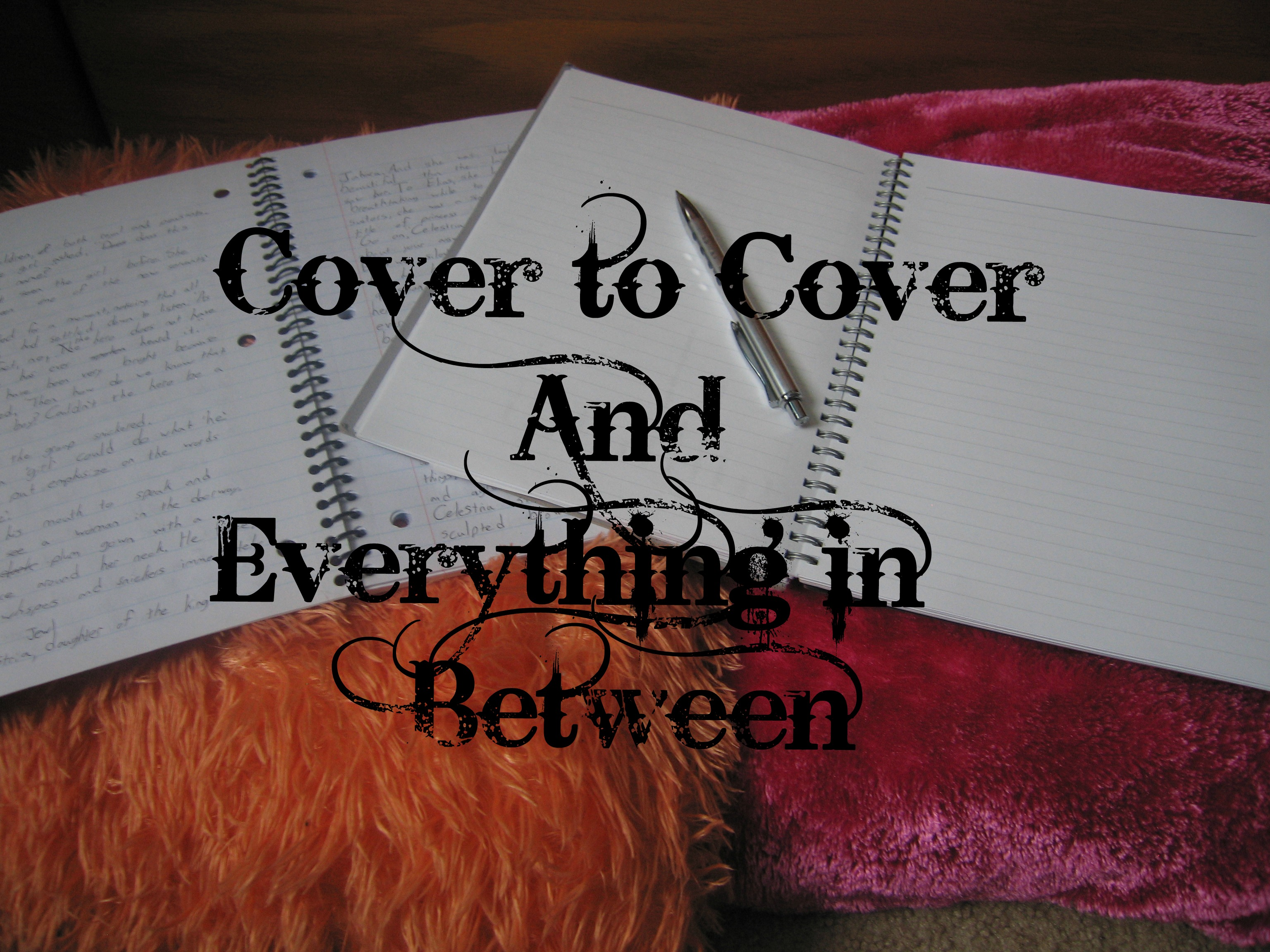 Cover to Cover and Everything In Between