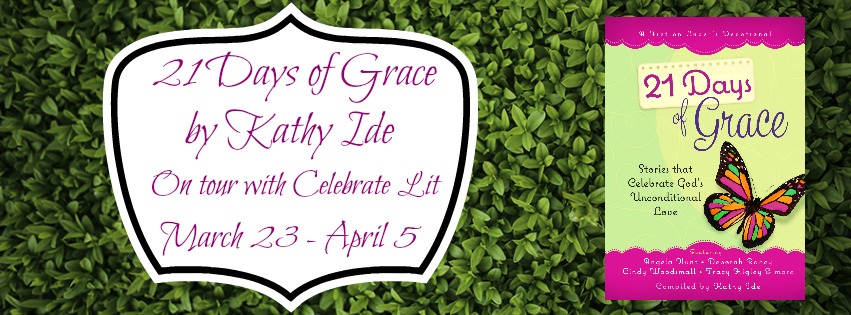 21 days of grace FB cover
