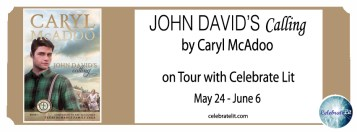 Margaret Kazmierczak reviews John David's Calling by Caryl McAdoo
